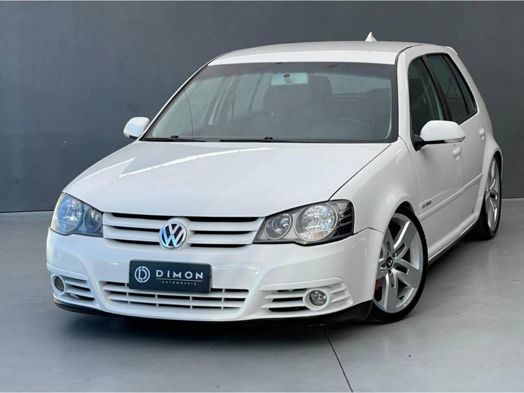 Foto numero 2 do veiculo Volkswagen Golf 1.6 SPORTLINE - Prata - 2011/2012