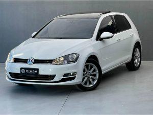 Foto numero 0 do veiculo Volkswagen Golf Comfortline 1.6 Aut. - Branca - 2015/2016