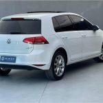 Foto numero 3 do veiculo Volkswagen Golf Comfortline 1.6 Aut. - Branca - 2015/2016
