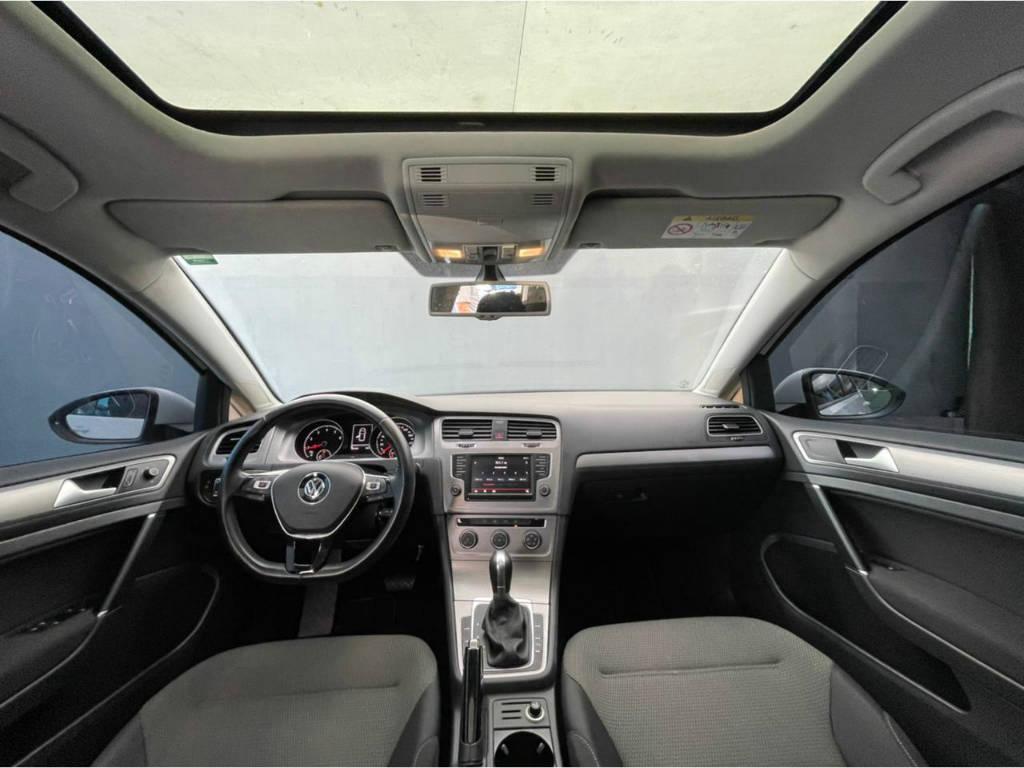 Foto numero 5 do veiculo Volkswagen Golf Comfortline 1.6 Aut. - Branca - 2015/2016