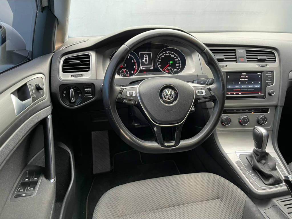 Foto numero 6 do veiculo Volkswagen Golf Comfortline 1.6 Aut. - Branca - 2015/2016