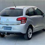 Foto numero 3 do veiculo Citroën C3 EXCLUSIVE 1.6 AUT - Prata - 2014/2015