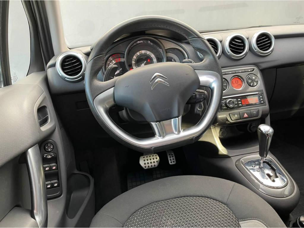 Foto numero 6 do veiculo Citroën C3 EXCLUSIVE 1.6 AUT - Prata - 2014/2015