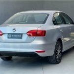 Foto numero 4 do veiculo Volkswagen Jetta HIGHLINE 2.0 TSI - Prata - 2011/2011