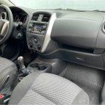 Foto numero 9 do veiculo Nissan Versa 1.6 SV - FLEXSTART - Cinza - 2015/2016