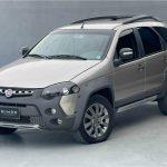Foto numero 0 do veiculo Fiat Palio Weekend ADVENTURE 1.8 DUAL LOCKER - Prata - 2015/2015