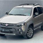 Foto numero 2 do veiculo Fiat Palio Weekend ADVENTURE 1.8 DUAL LOCKER - Prata - 2015/2015