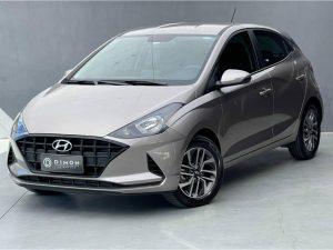 Foto numero 0 do veiculo Hyundai HB20 1.6 VISION AUT - Prata - 2020/2021