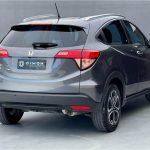 Foto numero 4 do veiculo Honda HR-V ELX 1.8 CVT - Cinza - 2018/2018