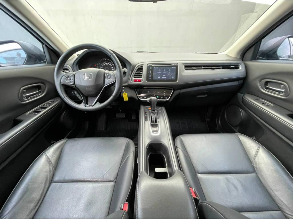 Foto numero 5 do veiculo Honda HR-V ELX 1.8 CVT - Cinza - 2018/2018