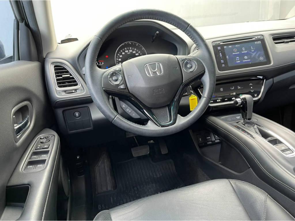 Foto numero 6 do veiculo Honda HR-V ELX 1.8 CVT - Cinza - 2018/2018