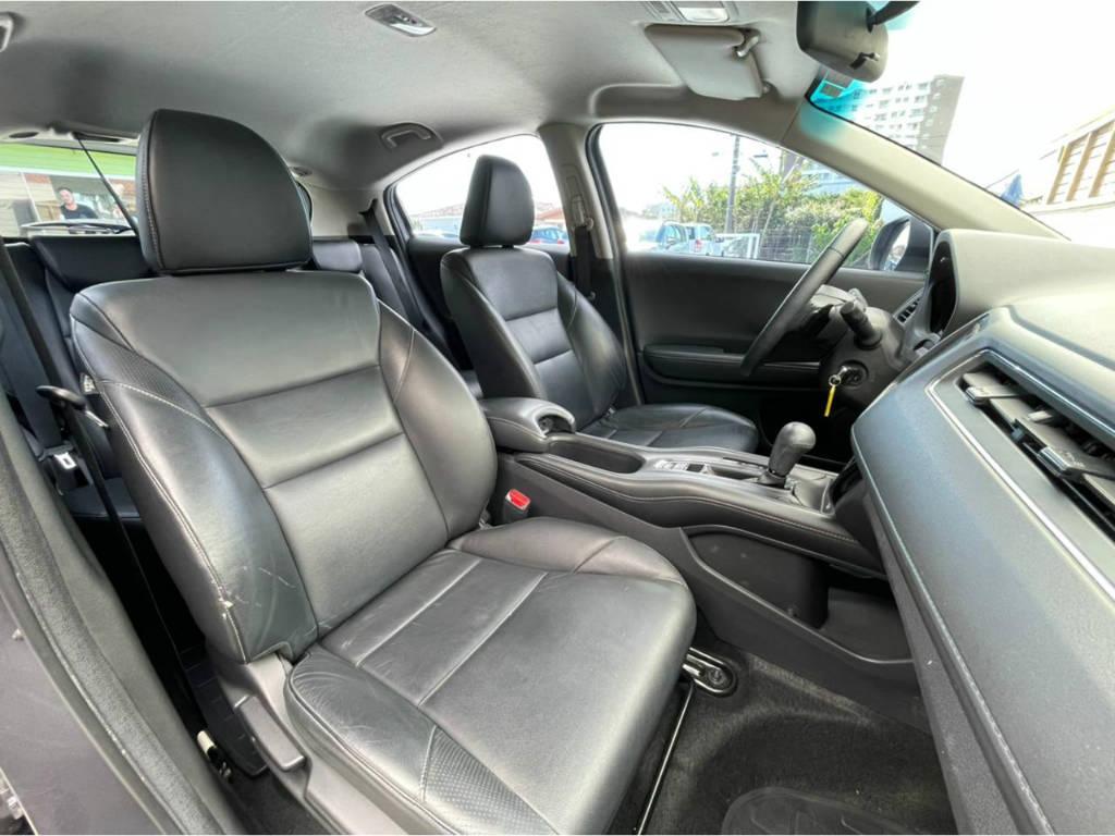 Foto numero 9 do veiculo Honda HR-V ELX 1.8 CVT - Cinza - 2018/2018