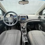 Foto numero 5 do veiculo Chevrolet Sonic 1.6 LT - Branca - 2013/2013