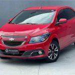 Foto numero 0 do veiculo Chevrolet Onix 1.4 ltz - Vermelha - 2014/2015