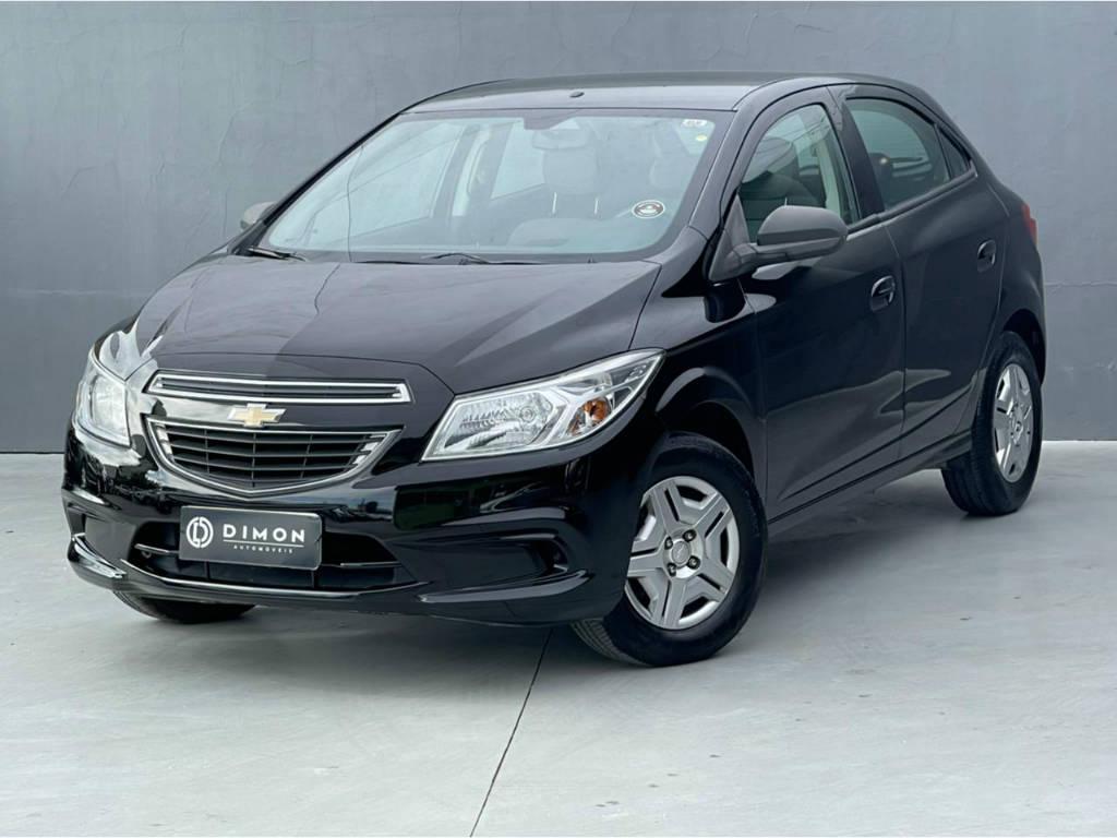 Foto numero 0 do veiculo Chevrolet Onix 1.0 LT - Preta - 2015/2016
