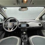 Foto numero 5 do veiculo Chevrolet Onix 1.0 LT - Preta - 2015/2016