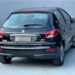 Foto numero 4 do veiculo Peugeot 207 1.4 XR S - Preta - 2011/2012