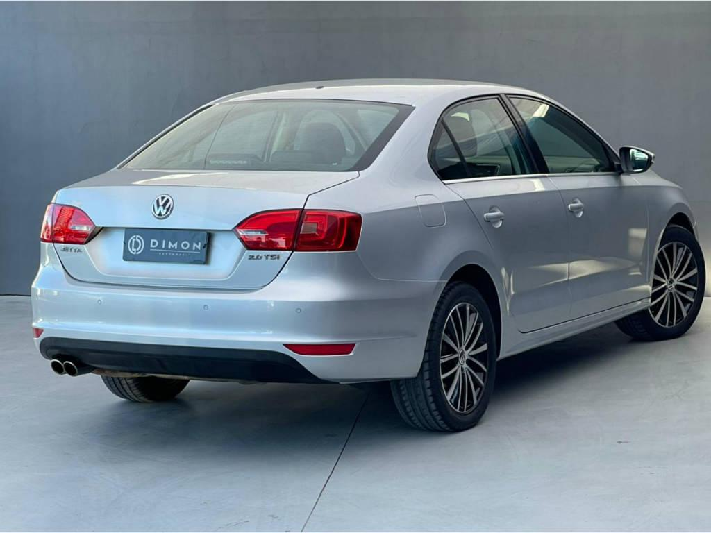 Foto numero 3 do veiculo Volkswagen Jetta HIGHLINE 2.0 TSI - Prata - 2011/2011