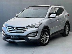 Foto numero 0 do veiculo Hyundai Santa Fé 3.3 - 4 X 4 - 7 LUGARES - Prata - 2013/2014