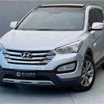 Foto numero 2 do veiculo Hyundai Santa Fé 3.3 - 4 X 4 - 7 LUGARES - Prata - 2013/2014