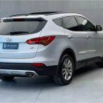 Foto numero 4 do veiculo Hyundai Santa Fé 3.3 - 4 X 4 - 7 LUGARES - Prata - 2013/2014