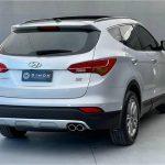 Foto numero 5 do veiculo Hyundai Santa Fé 3.3 - 4 X 4 - 7 LUGARES - Prata - 2013/2014