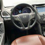 Foto numero 10 do veiculo Hyundai Santa Fé 3.3 - 4 X 4 - 7 LUGARES - Prata - 2013/2014