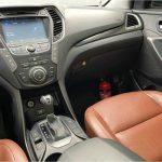 Foto numero 11 do veiculo Hyundai Santa Fé 3.3 - 4 X 4 - 7 LUGARES - Prata - 2013/2014