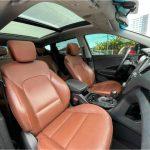 Foto numero 15 do veiculo Hyundai Santa Fé 3.3 - 4 X 4 - 7 LUGARES - Prata - 2013/2014