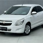 Foto numero 0 do veiculo Chevrolet Cobalt 1.8 LTZ AUT - Branca - 2013/2014