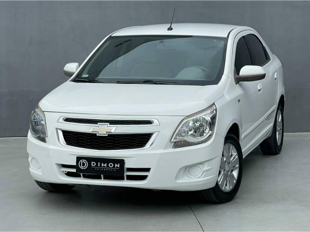 Foto numero 2 do veiculo Chevrolet Cobalt 1.8 LTZ AUT - Branca - 2013/2014