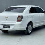 Foto numero 3 do veiculo Chevrolet Cobalt 1.8 LTZ AUT - Branca - 2013/2014