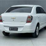 Foto numero 4 do veiculo Chevrolet Cobalt 1.8 LTZ AUT - Branca - 2013/2014