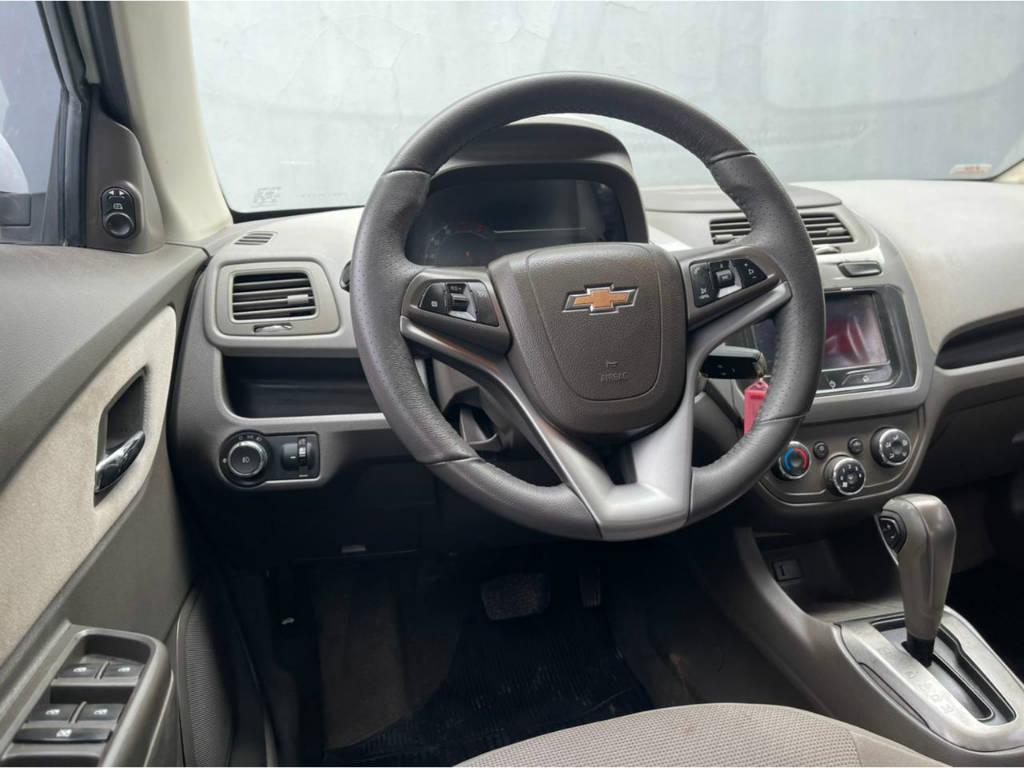 Foto numero 6 do veiculo Chevrolet Cobalt 1.8 LTZ AUT - Branca - 2013/2014