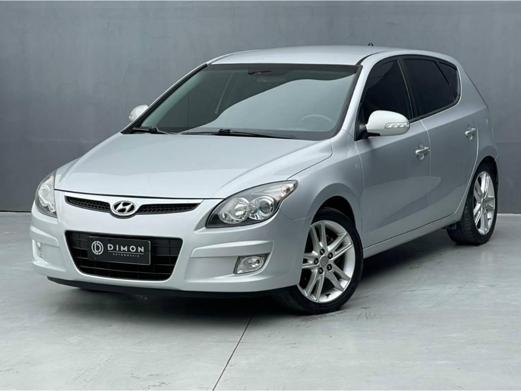 Foto numero 0 do veiculo Hyundai I30 2.0 MT - Prata - 2011/2012