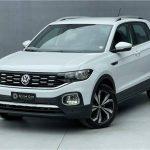 Foto numero 0 do veiculo Volkswagen T-Cross HIGHLINE 1.4 TSI - Branca - 2021/2021
