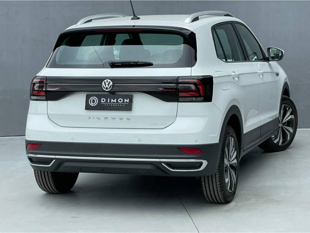 Foto numero 5 do veiculo Volkswagen T-Cross HIGHLINE 1.4 TSI - Branca - 2021/2021