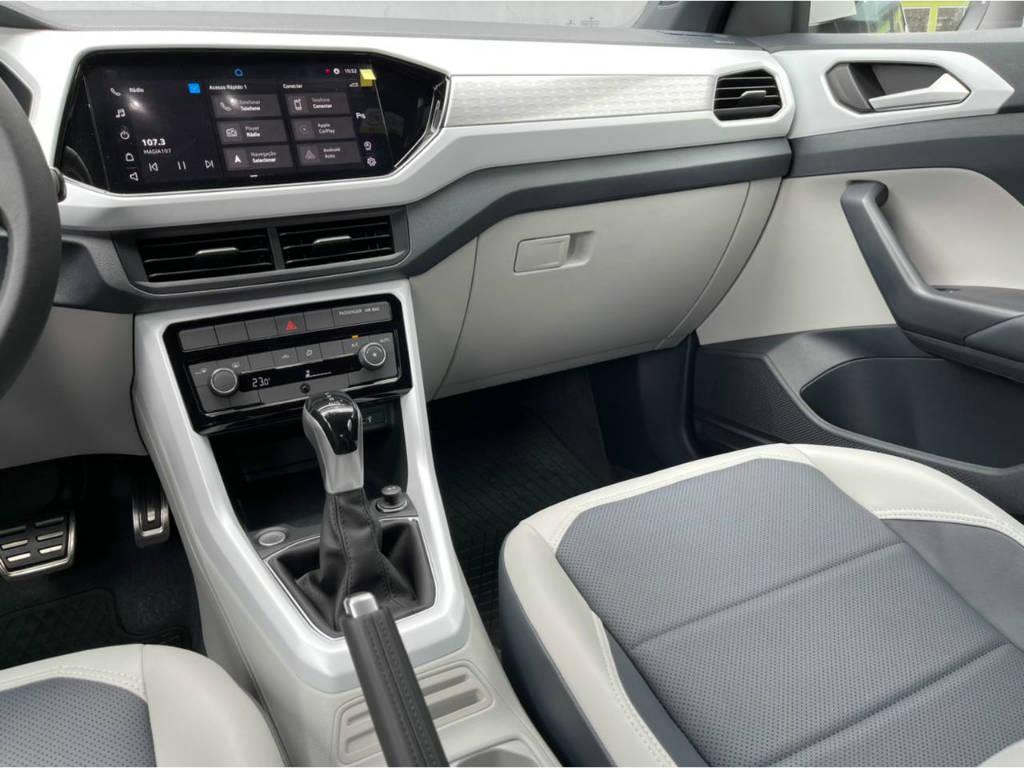 Foto numero 11 do veiculo Volkswagen T-Cross HIGHLINE 1.4 TSI - Branca - 2021/2021