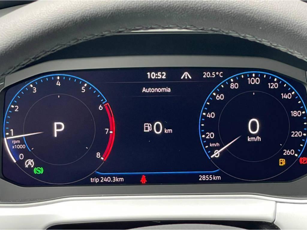 Foto numero 12 do veiculo Volkswagen T-Cross HIGHLINE 1.4 TSI - Branca - 2021/2021