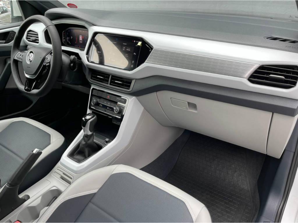 Foto numero 14 do veiculo Volkswagen T-Cross HIGHLINE 1.4 TSI - Branca - 2021/2021