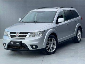 Foto numero 0 do veiculo Fiat Freemont Precision 2.4 16v Aut. - Prata - 2014/2014